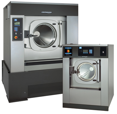 Continental E-Series Express Soft-Mount Washer-Extractors