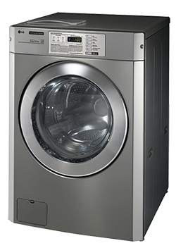 LG Platinum Front-Load Washer