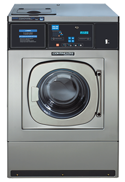Continental REM-Series Hard-Mount Washer-Extractors